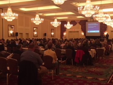 photo of our workplace law forum event
