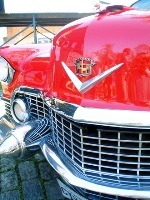 Red Cadillac 150 Px