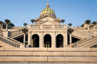 state capital building in harrisburg pa
