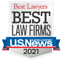 2021 best law firms badge